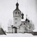 Освящение храма было более 100 лет назад  —  8 ноября 1909 года.
