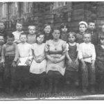 Шурговашская школа. Классы (01)