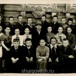 Шурговашская школа. Классы (03)