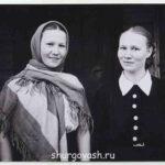 Сёстры Тамара и Зоя