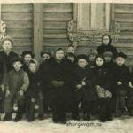 Шурговашская школа. Классы (07)