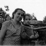 В бабушкином огороде