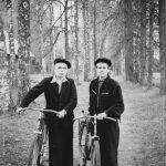 С велосипедами