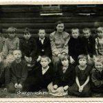 Шурговашская школа. Классы (08)
