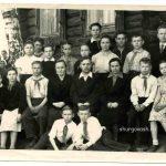 Шурговашская школа. Классы (10)