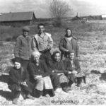 Работники колхоза