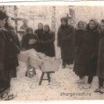 Агафья 1968 год похороны