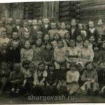 Классы (17). Шурговашская школа